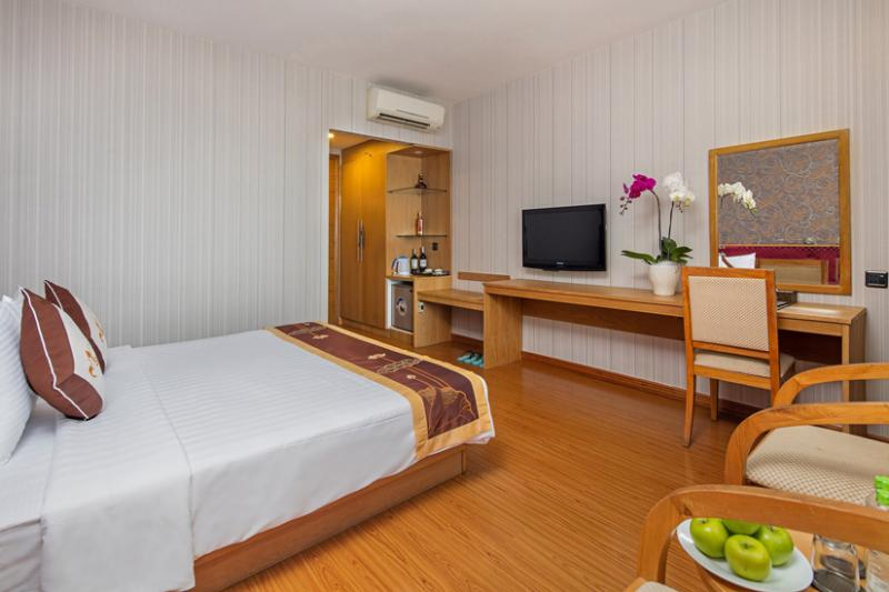 Sen Viet Hotel - Room - 11