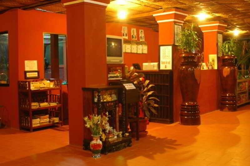 Lobby Sonalong Boutique Village & Resort