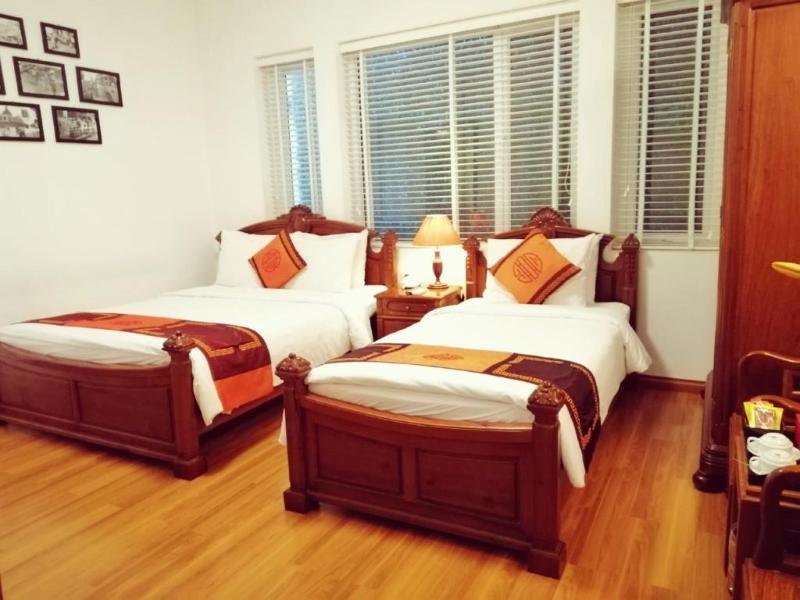 Trung Nam Hai Hotel - Room - 5