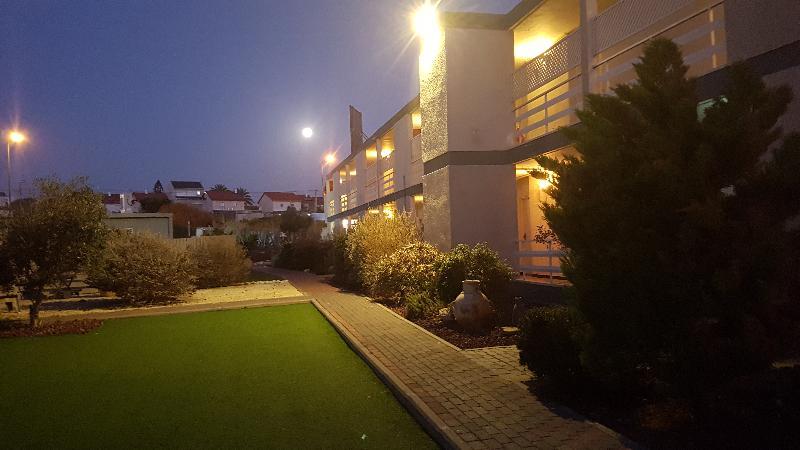 General view Q-hotel Poleg Beach