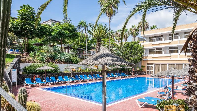 Tenerife puerto resort by blue sea - Blue sea puerto resort tenerife ...