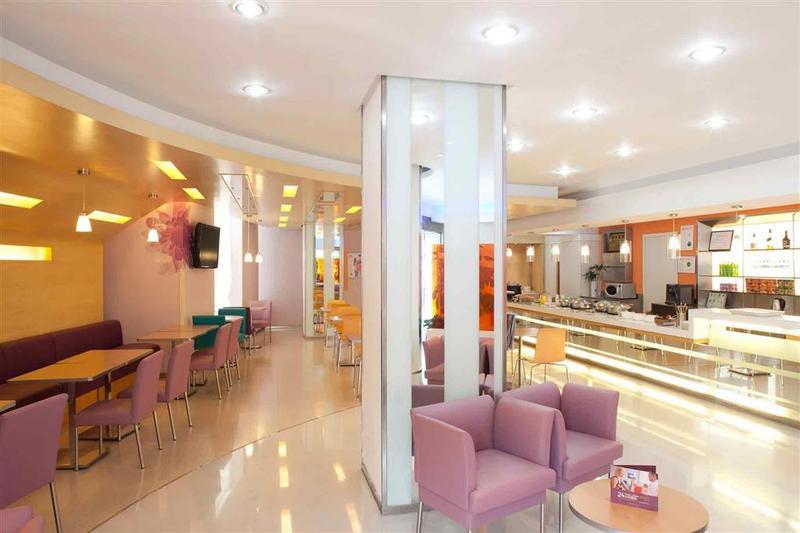 Restaurant Qingdao Yinhai World Ibis Hotel
