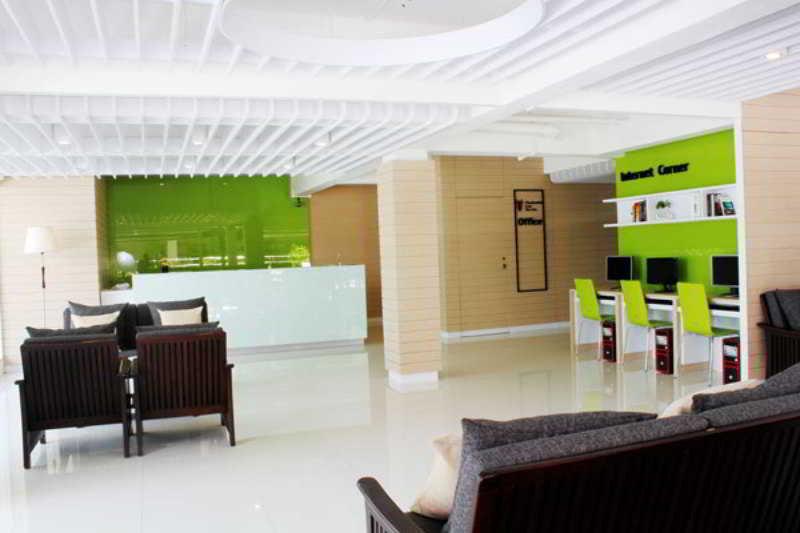 Lobby My Hotel Phuket