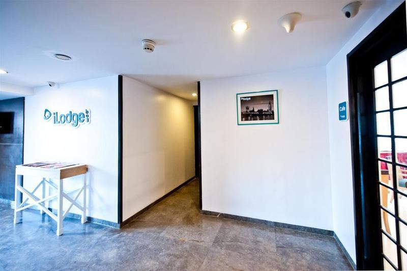 Lobby The Basil Ikon Hotel Indiranagar