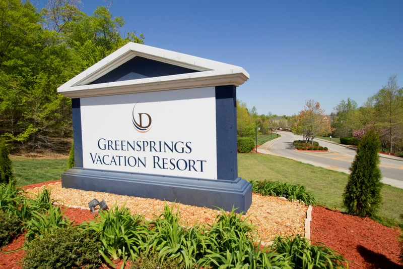 General view Greensprings Vacation Resort