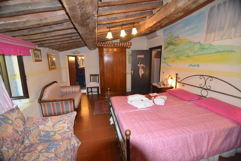 Room Country Inn Casa Mazzoni