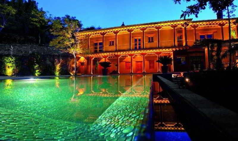 Pool Hacienda Ucazanaztacua