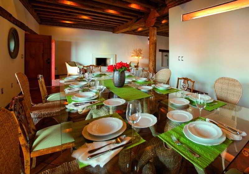 Restaurant Hacienda Ucazanaztacua