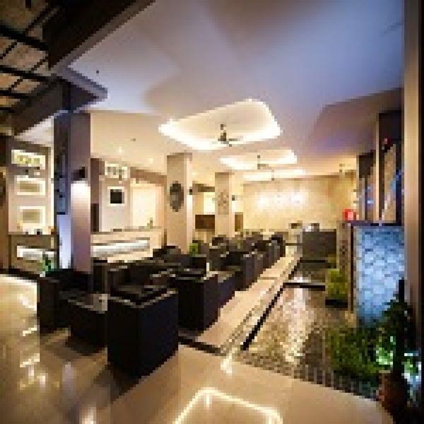 Lobby Gu Hotel