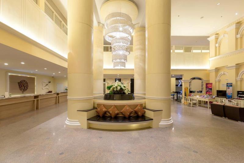 Lobby Andaman Embrace Patong