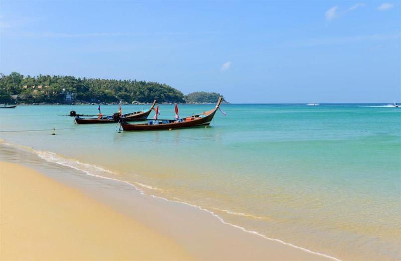 Beach Andaman Embrace Patong