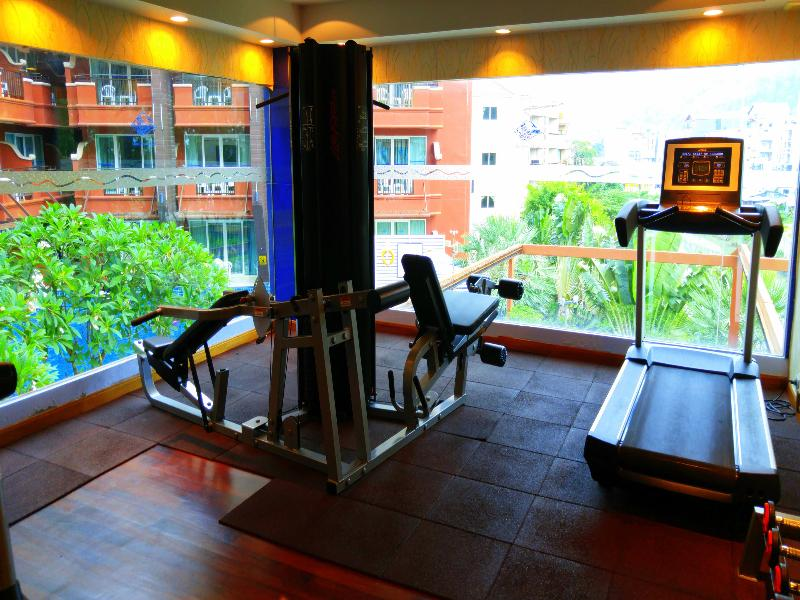 Sports and Entertainment Blue Ocean Resort Phuket