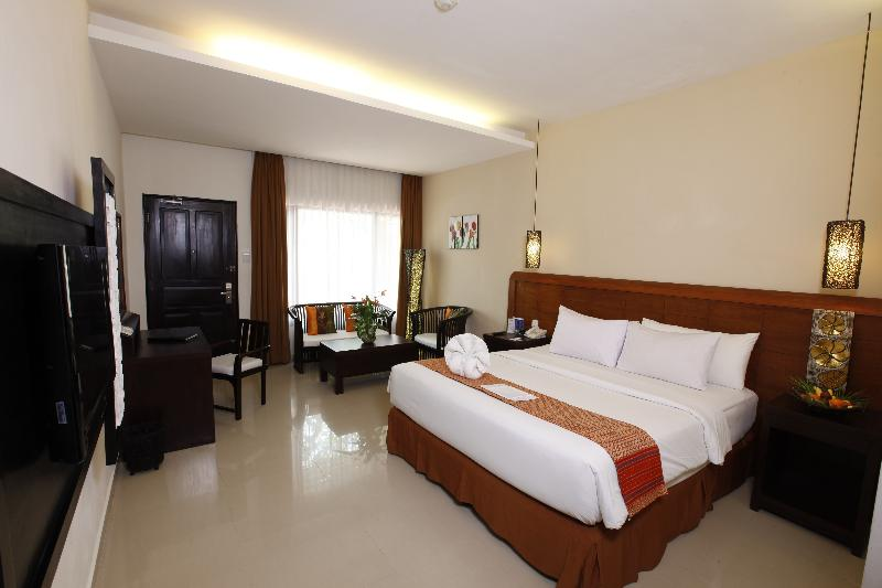 Double 1 Atau 2 Tempat Tidur Grand Deluks (Double Or Twin Grand Deluxe)