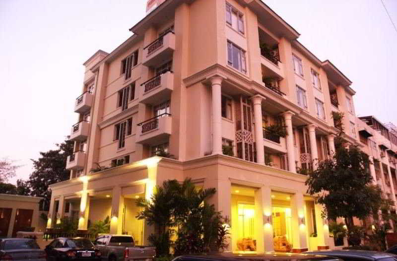 Asoke Residence Sukhumvit - Hotel - 4