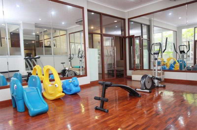 Asoke Residence Sukhumvit - Sport - 10