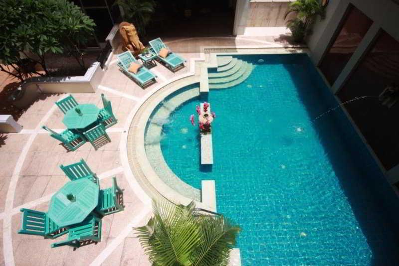 Asoke Residence Sukhumvit - Pool - 9