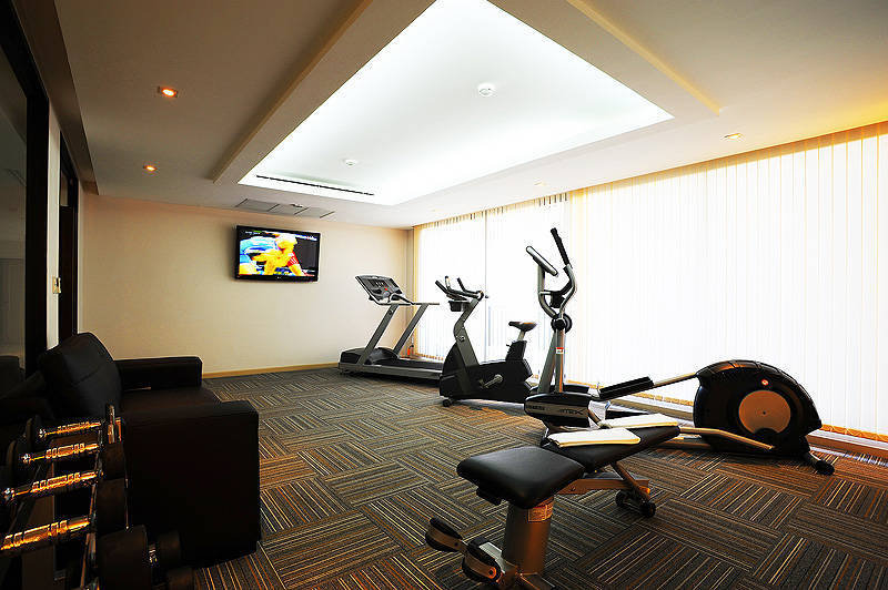 Baan K Residence Managed By Bliston - Sport - 1