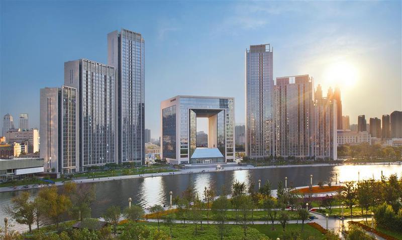 General view St. Regis Tianjin