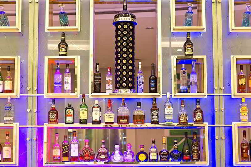 Bar Meluha The Fern An Ecotel