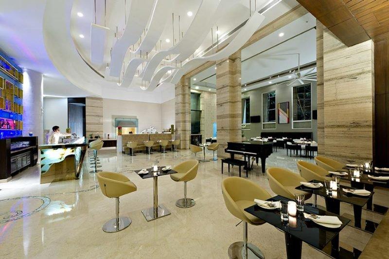 Restaurant Meluha The Fern An Ecotel