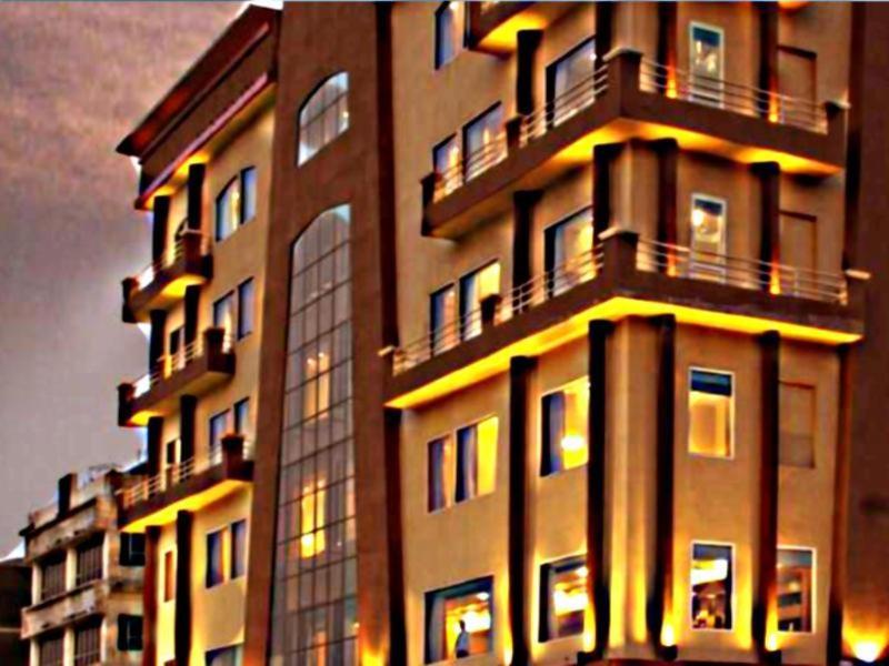 Clarks Inn Amritsar - Hotel - 5