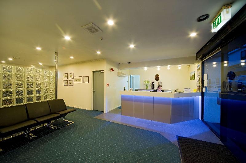 Lobby Best Western Ellerslie International Motor Inn