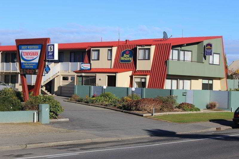 Best Western Townsman Motor Lodge - Hotel - 2