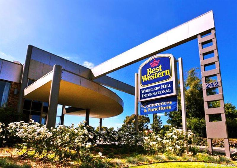 General view Best Western Wheelers Hill International