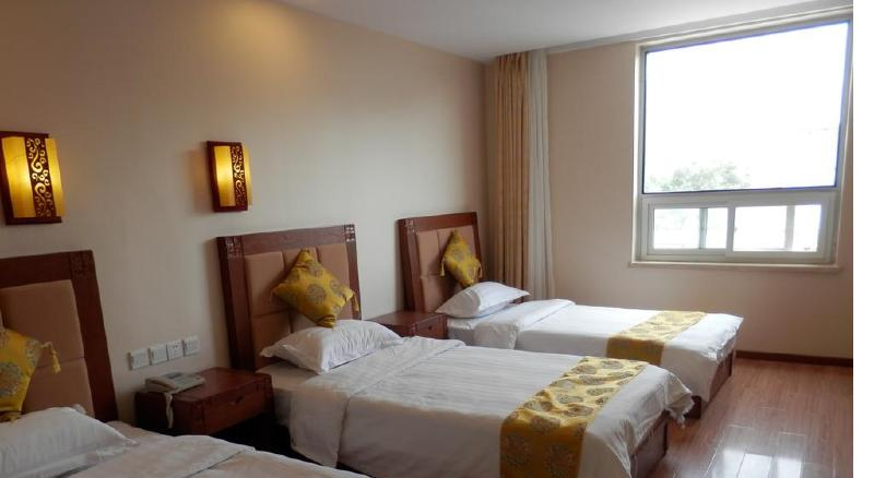 Chinese Culture Holiday Hotel-Nanluoguxiang