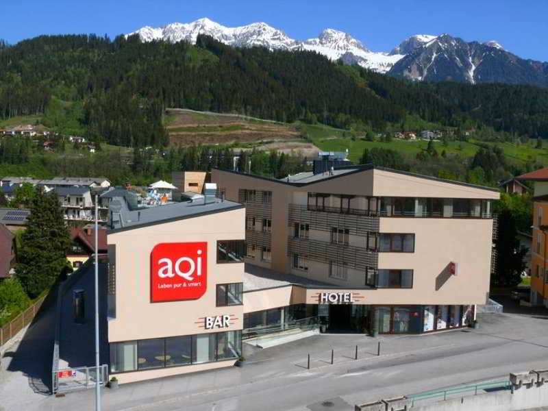 General view Aqi Hotel Schladming