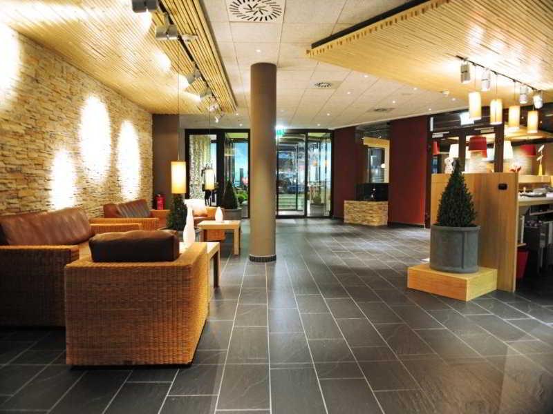 Lobby Aqi Hotel Schladming