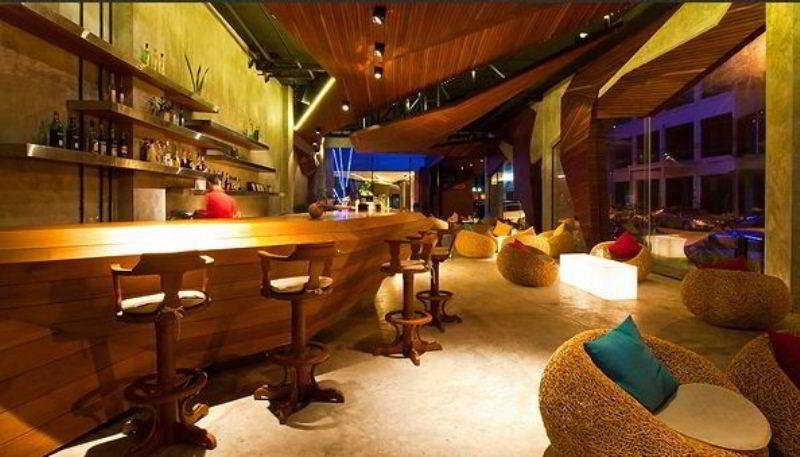 Bar The Now Hotel Jomtien Beach Pattaya