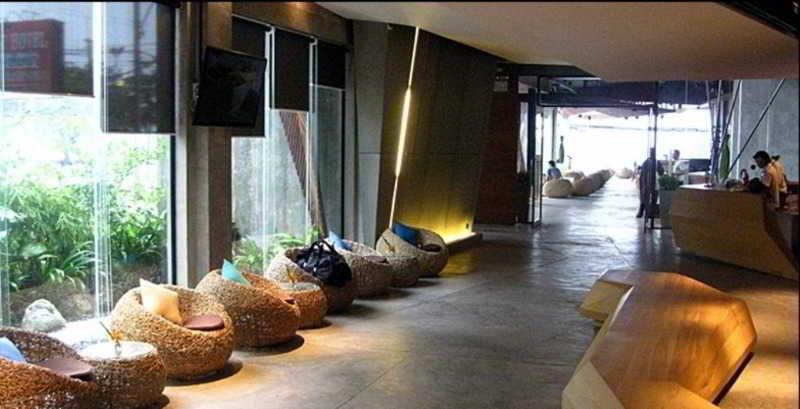 Lobby The Now Hotel Jomtien Beach Pattaya