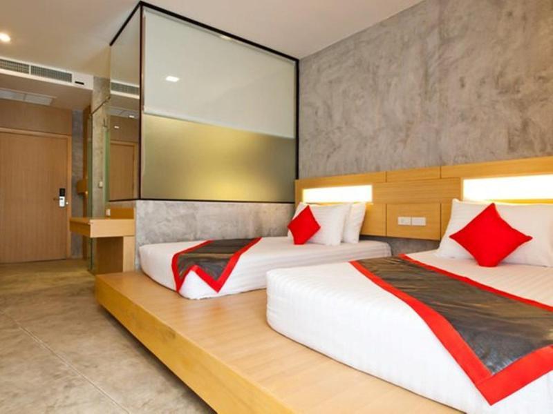 Room The Now Hotel Jomtien Beach Pattaya
