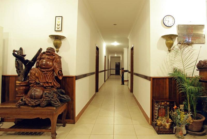 Wooden Angkor Hotel - General - 7