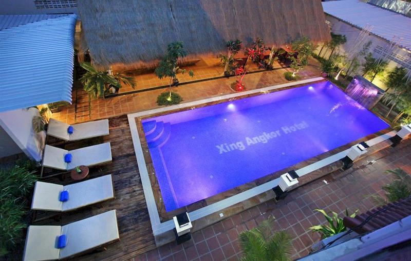 Wooden Angkor Hotel - Pool - 2