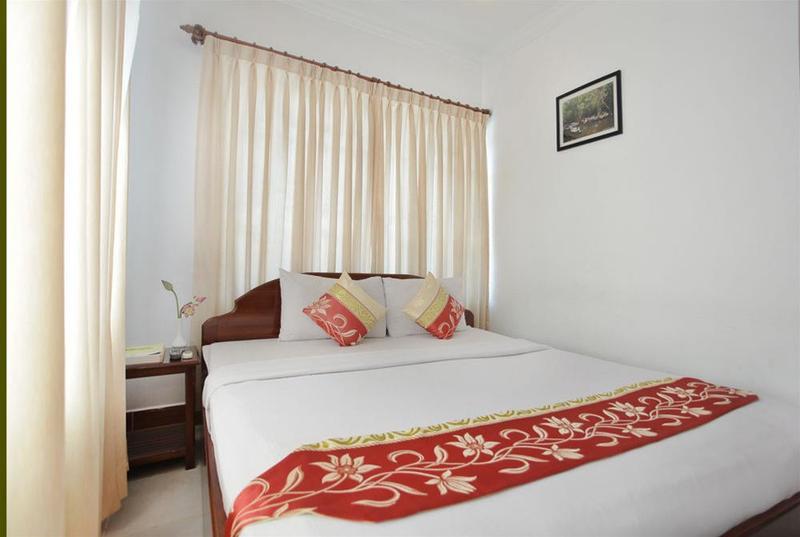 Wooden Angkor Hotel - Room - 1