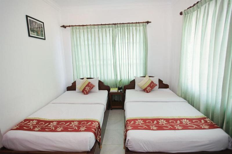 Wooden Angkor Hotel - Room - 10