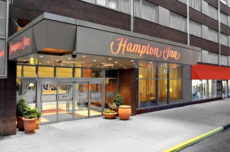 General view Hampton Inn Manhattan-times Square North