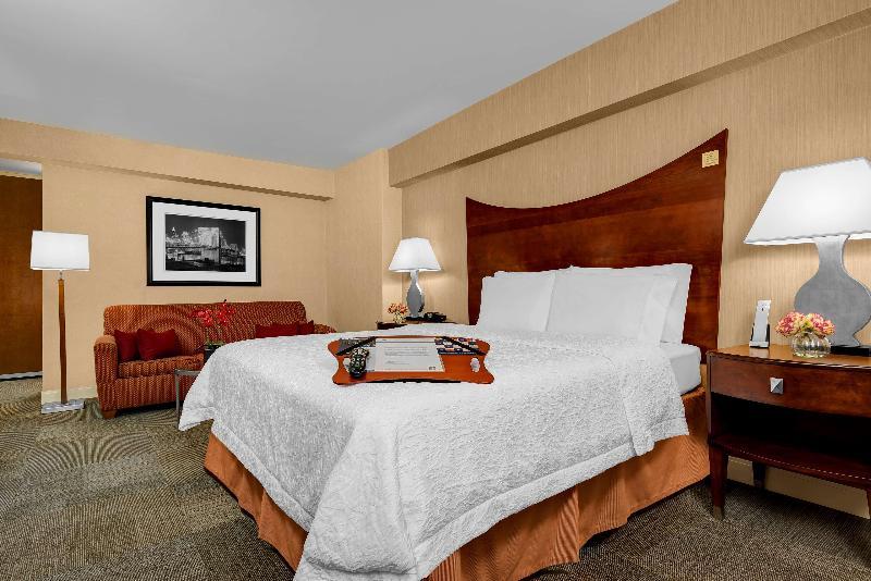 Room Hampton Inn Manhattan-times Square North