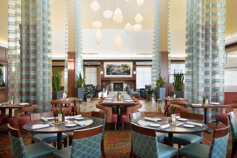 Restaurant Hilton Garden Inn Chicago Ohare Airport