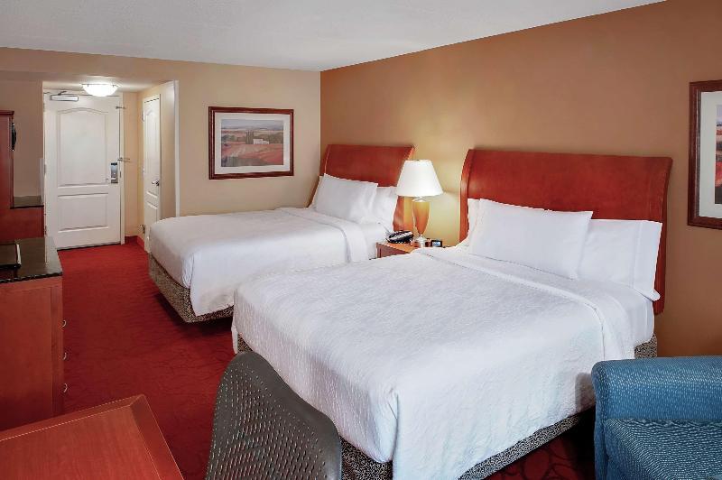 Room Hilton Garden Inn Chicago Ohare Airport