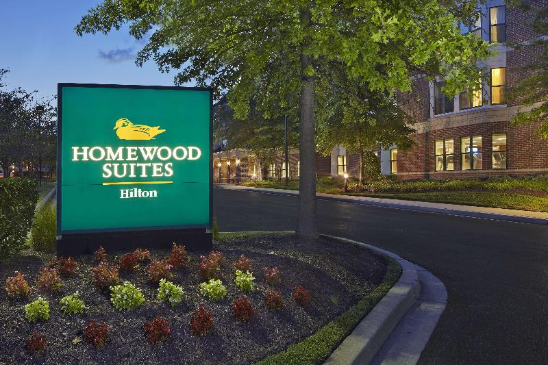 General view Homewood Suites By Hilton Columbia, Md