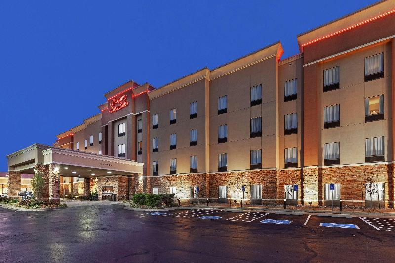 General view Hampton Inn & Suites Tulsa North/owasso