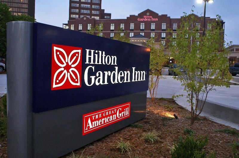 General view Hilton Garden Inn Bartlesville