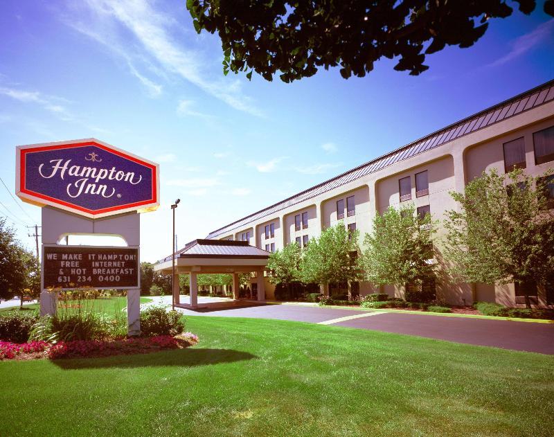 General view Hampton Inn Long Island Islandia
