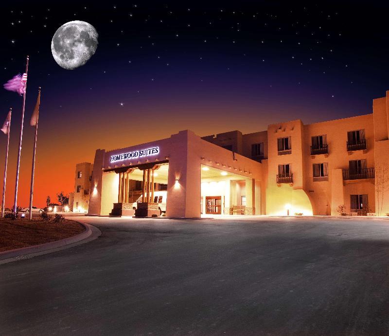 General view Homewood Suites By Hilton Santa Fe-north