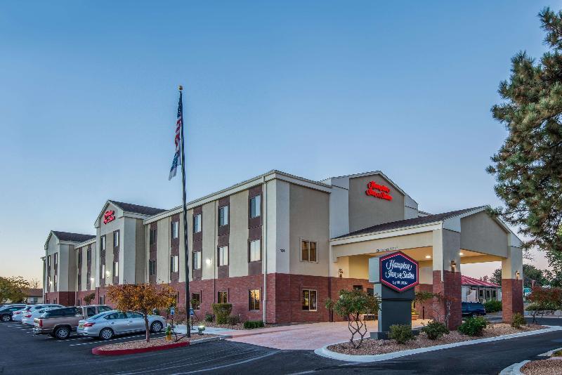 General view Hampton Inn & Suites Los Alamos