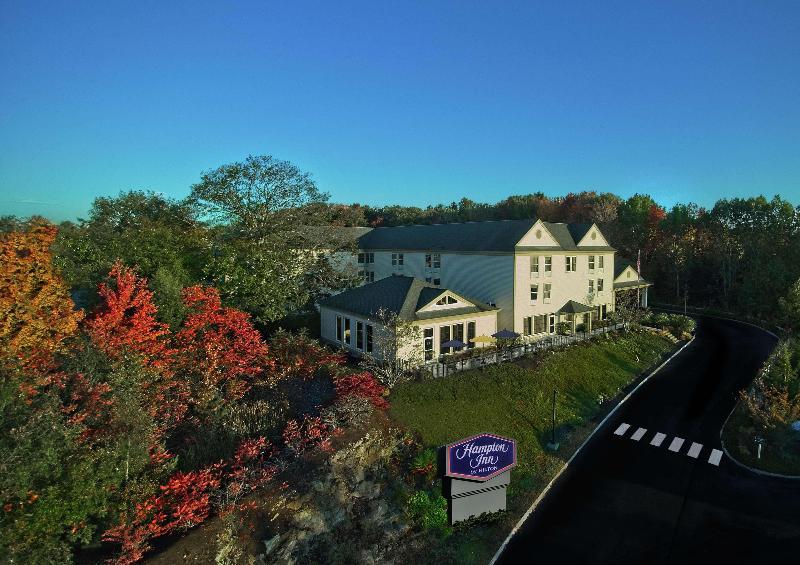 General view Hampton Inn Freeport/brunswick