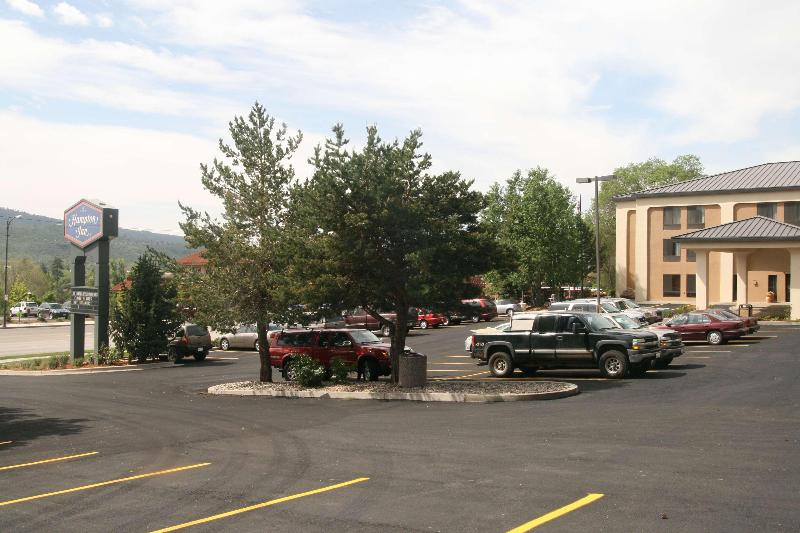 General view Hampton Inn Durango